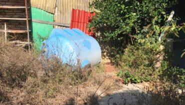Pressi Svincolo Gazzi in vendita indipendente di 6 vani più servizi più giardino