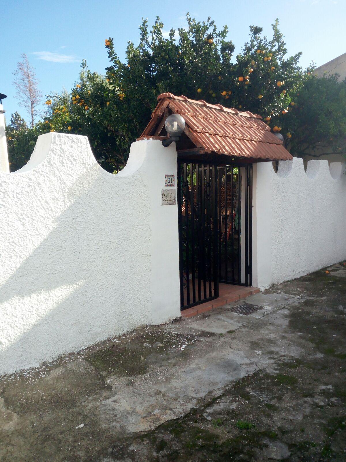 Torre Faro casa indipendente 3 vani più giardino