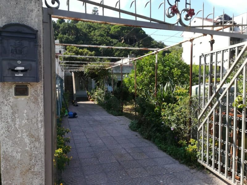 villetta con giardino in vendita zona san giovannello